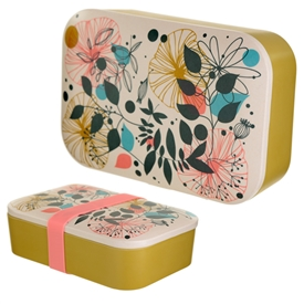 Wisewood Bamboo Lunch Box 18cm