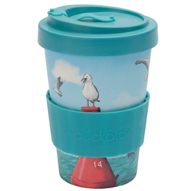 Seagull Bamboo Travel Mug