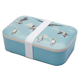 Bamboo Seagull Lunch Box