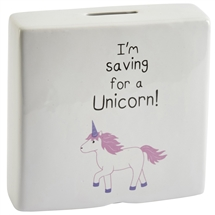 Saving For Unicorn Money Bank