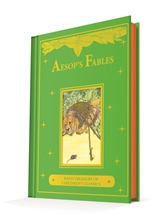 Hardback Childrens Classics - Aesops Fables