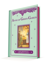 Hardback Childrens Classics - Anne of Green Gables