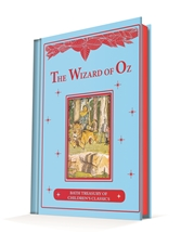 Hardback Childrens Classics - Wizard of Oz