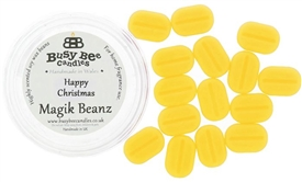Wax Magik Beanz Happy Christmas