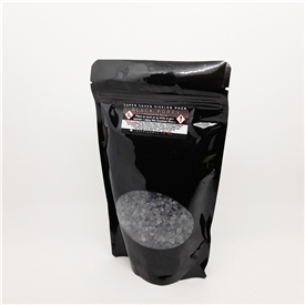 Black Poppy - Large Pouch of Scented Granules 385g