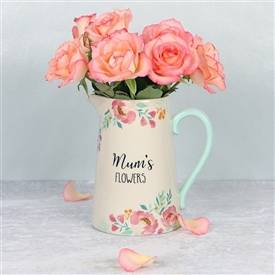 Mum's Flower Jug (Flowers Not Included)