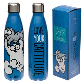 Simon's Cat Hot & Cold Drink Bottle 26cm