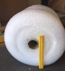 100m Roll Bubblewrap - Small Bubbles