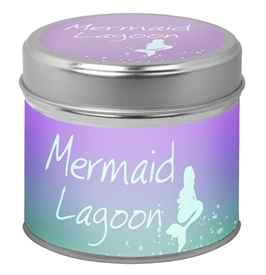 Candle in Tin - Mermaid Lagoon