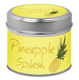 Candle in Tin - Pineapple Splash