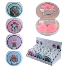 Cat/Dog Contact Lenses Case 8cm