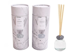Scented Diffuser With Silver Top 2 Assorted