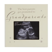 Grandparents Scan Frame