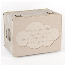 Twinkle Twinkle Little Star Luggage Box