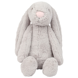 Bambino Grey Plush Rabbit 31cm