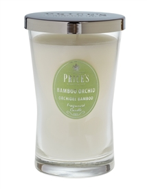 Signature Large Candle Bamboo Orchid