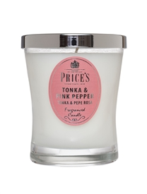 Signature Medium Candle Tonka And Pink Pepper