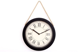 Hanging Wall Clock 24cm
