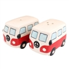 Red Campervan Cruet Set