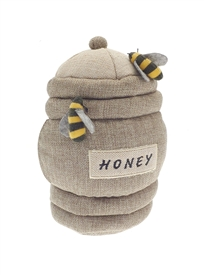 Honey Pot Doorstop
