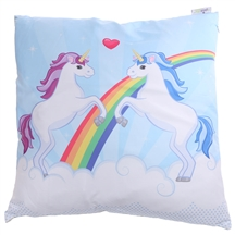 Unicorn Couple Cushion