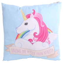 Unicorn Dreams Are Better Cushion