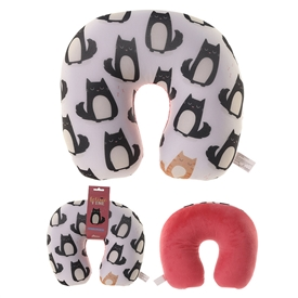 Fine Feline Cat Travel Pillow