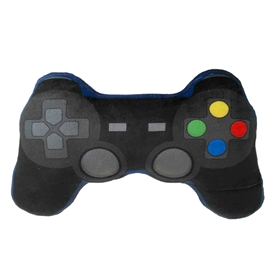 Game Over Controller Shaped Cushion 30cm