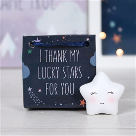 Lucky Star In Bag 4cm