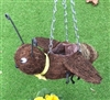 Brushwood Hanging Bee Planter 34cm
