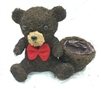 REDUCED, LIMITED TIME ONLY<p>Brushwood Teddy Planter 26cm
