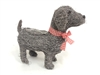 Brushwood standing dog planter sparks gifts