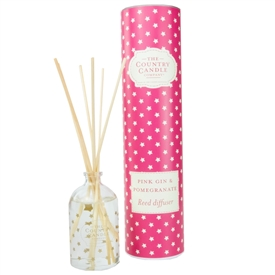 Stars Reed Diffuser - Pink Gin & Pomegranate