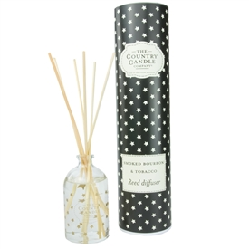 Stars Reed Diffuser - Smoked Bourbon & Tobacco