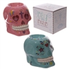 Day Of The Dead Skull Burner 2 Assorted