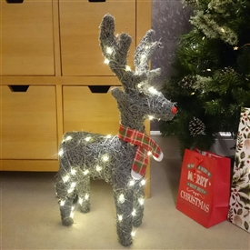 70 LED Reindeer Medium 58cm