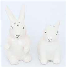 Rabbit Salt And Pepper Sets