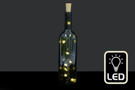 LED Star Cork Decoration