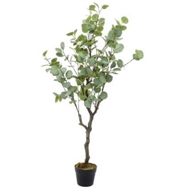 Artificial Eucalyptus Tree 130cm
