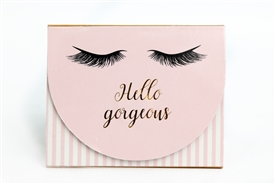 Eyelash Magnetic Pad 2 Assorted Designs 10cm