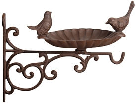 Cast Iron Bird Bath/Feeder
