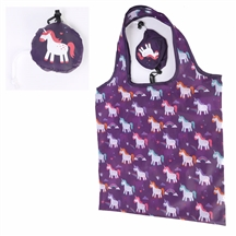 Unicorn Folding Bag
