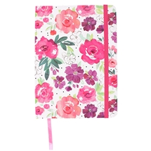 Floral Fusion Notebook