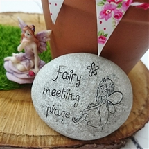 Fairy Pebble - Fairy Meeting Place