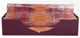 Scented Patchouli Incense Sticks Box Of 20