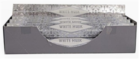 Scented White Musk Incense Sticks Box Of 20