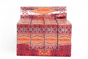 Scented Patchouli Incense Oil 10ml