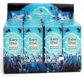 Scented Fairy Mist Incense Oil 10ml