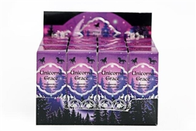 Scented Unicorn Grace Incense Oil 10ml