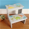 Dinosaur Step Stool